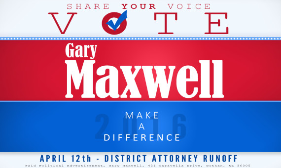 Gary Maxwell Campaign